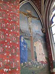 Cathédrale Saint-Etienne - chapelle Saint-Jean-Baptiste (XVe s.)