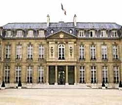 Hôtel d'Evreux - Palais de l'Elysée (Yalta Production)