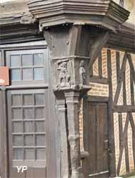 Carroir doré - musée archéologique Marcel de Marcheville