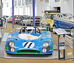 Espace automobiles Matra