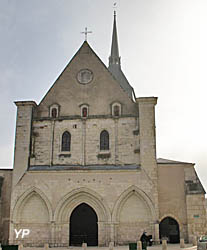Eglise Saint-Etienne - chaire