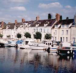 Port de Briare (doc. CCI du Loiret)