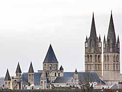 Abbaye aux Hommes à Caen