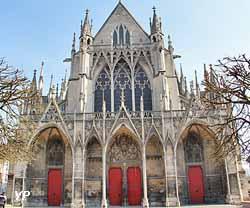 Eglise collégiale Saint Urbain