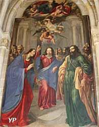 cathédrale Notre-Dame - Jésus au Temple (Georges Lallemant, 1575-1635)