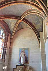 cathédrale Notre-Dame - chapelle du Sacré-Coeur