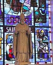 cathédrale Notre-Dame - chapelle saint Rieul