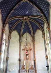 cathédrale Notre-Dame - chapelle de la Vierge