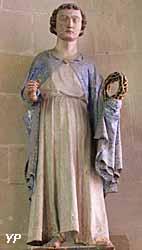 cathédrale Notre-Dame - saint Louis (vers 1300)
