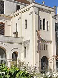 Musée d'Angoulême - Ancien évêché - chapelle saint Gelais