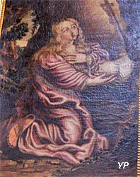 Cathédrale Saint-Cyr-et-Sainte-Julitte - sainte Marie-Madeleine au désert