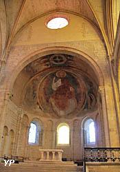 Cathédrale Saint-Cyr-et-Sainte-Julitte - choeur roman