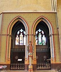Cathédrale Saint-Cyr-et-Sainte-Julitte - chapelle de l'Immaculée Conception