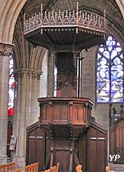 Cathédrale Saint-Cyr-et-Sainte-Julitte - chaire