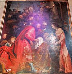 Cathédrale Saint-Cyr-et-Sainte-Julitte - l'Adoration des Mages (René Huet, 1756)