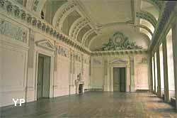 Salle des gardes du roi
