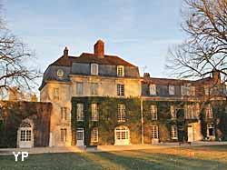 Abbaye de Royallieu - parc de Bayser