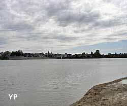 Béhuard - la Loire