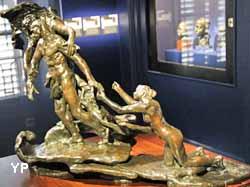 Musée Paul Dubois - Alfred Boucher - l'Age mûr (doc. Yalta Production)