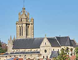 Pontoise, la cathédrale Saint-Macloud (Yalta Production)