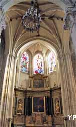 Pontoise, la cathédrale Saint-Macloud