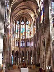 basilique cathédrale Saint-Denis - choeur
