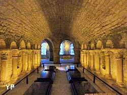 basilique cathédrale Saint-Denis - caveau des Bourbons