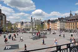 Grand'Place et Vieille Bourse