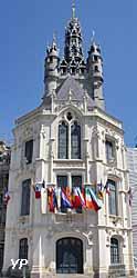 Hôtel de ville et beffroi