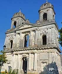abbatiale inachevée de Saint-Jean-d'Angély (Yalta Production)