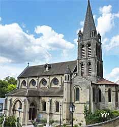 église Notre-Dame de Bougival (doc. Yalta Production)