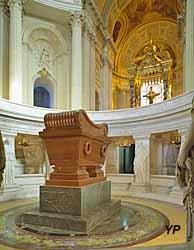 Hôtel national des Invalides - Musée de l'Armée - tombeau de l'Empereur