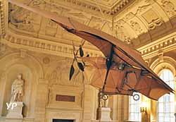 Musée des Arts et Métiers - Avion 3 de Clément Ader (1897)