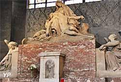 Eglise Saint Sulpice - chapelle des Âmes du Purgatoire