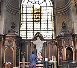 Eglise Saint Sulpice - chapelle du Sacré-Coeur