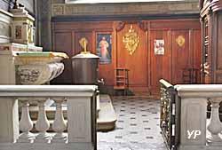 Eglise Saint Sulpice - chapelle Saint Martin