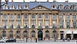 Hôtel de Bourvallais - Ministère de la Justice (Yalta Production)