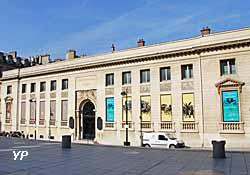 Hôtel de Salm - Musée national de la Légion d'honneur (Yalta Production)