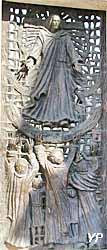 Église Saint-Pierre de Montmartre - Porte de la Résurrection