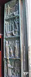 Église Saint-Pierre de Montmartre  - porte Saint-Pierre (porte latérale)