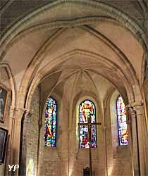 Église Saint-Pierre de Montmartre - choeur