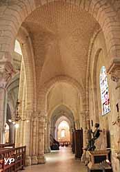 Église Saint-Pierre de Montmartre - bas-côté