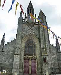 Collégiale Saint-Aubin