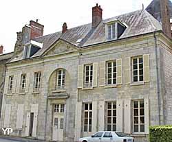 Abbaye Saint-Florentin - Centre hospitalier spécialisé Henri Ey