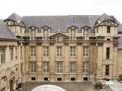 Bibliothèque Historique de la Ville de Paris - Hôtel de Lamoignon (G. Leyris/BHVP)