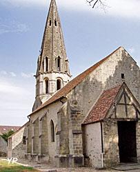 Eglise Notre-Dame de l'Assomption (Alain Huré)