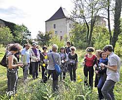 Abbaye d'Ambronay - Visite sensorielle