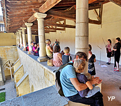 Abbaye d'Ambronay - Visite musicale