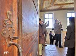 Abbaye d'Ambronay - Visite guidée