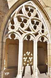 Abbaye d'Ambronay - cloître